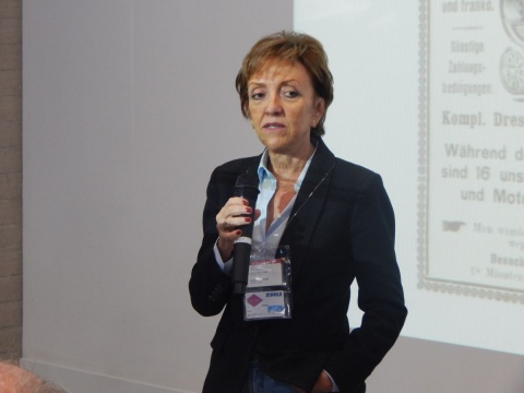 Elizabeth Farina, Presidente da UNICA.