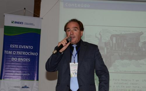 Celso Ribeiro, da Ford. Foto: João Batista
