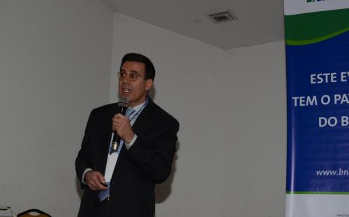 Márcio Turra de Ávila, professor da UFSCar - Universidade Federal de São Carlos. Foto: João Batista.