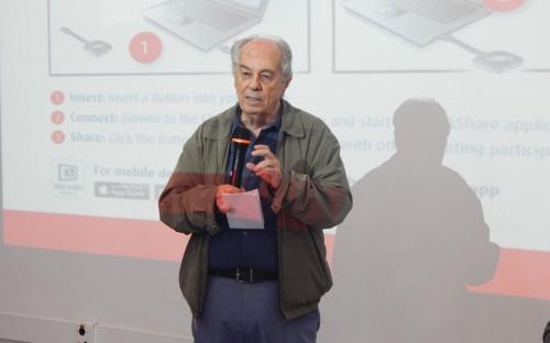 Jayme Buarque de Hollanda, Diretor Geral do INEE
