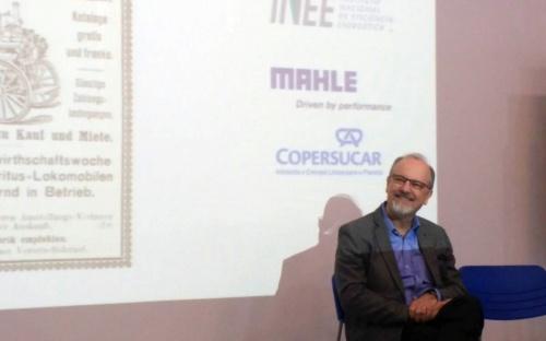 Marcos Clemente, Gerente de Serviços Científicos da Mahle.