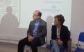 Marcos Clemente, Gerente de Serviços Científicos da Mahle, e Elizabeth Farina, Presidente da UNICA.