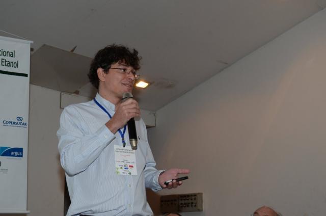Thomas Paris Caldellas - Coordenação-Geral das Indústrias do Complexo Automotivo do Ministério da Ciência, Tecnologia, Inovações e Comunicações. Foto: João Batista.