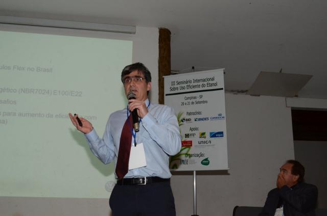 Roger Guilherme, engenheiro da Volkswagen do Brasil