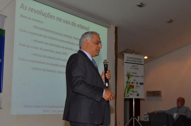 O professor Luiz Augusto Horta Nogueira, da Universidade Federal de Itajubá (MG) e Unicamp (SP)