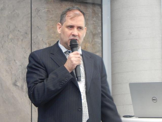 José Guilherme Baêta, da UFMG.
